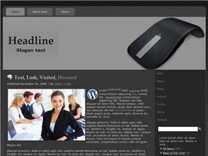 Wordpress Theme 56