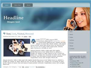 Wordpress Theme 57